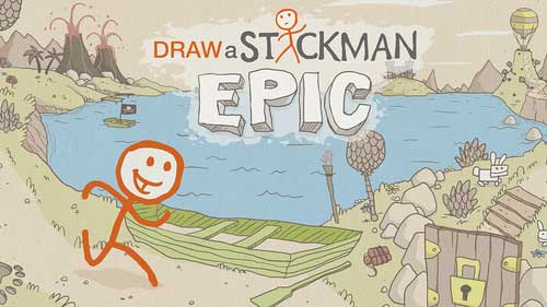 Draw a Stickman EPIC - PC Game